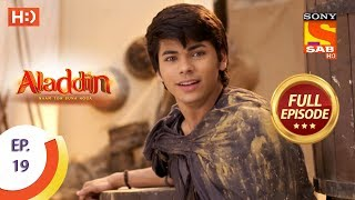 Aladdin  - Ep 19 - Full Episode - 14th September, 2018