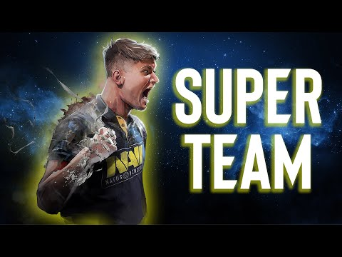 S1mple would pick HIKO in his SUPERTEAM?!