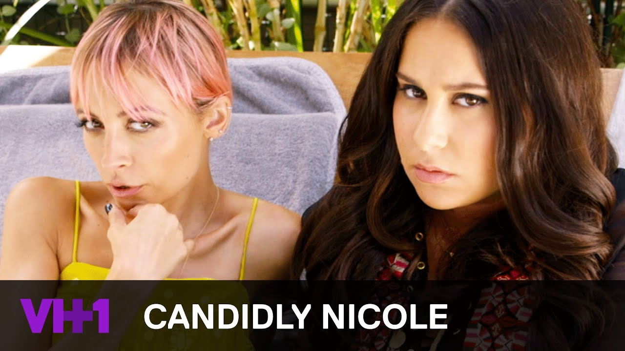 """Download Candidly Nicole   """"Candid Moments with Girl With No Job""""   VH1"""