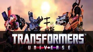 Transformers Universe - GamePlay
