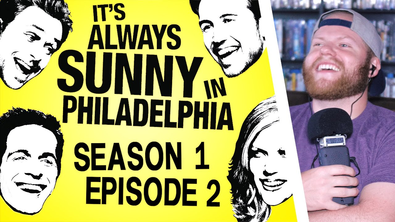 Download It's Always Sunny 1x2 Reaction: Charlie Wants an Ab*rtion