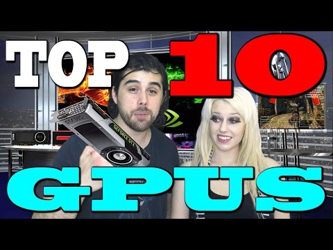 Top 10 Graphics Cards For Gaming - Best Value Guide 1080p