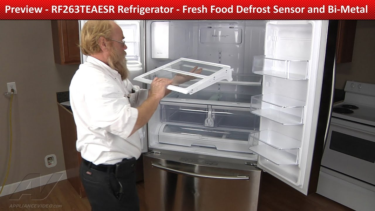 Samsung Refrigerator Not Cooling Has Frost In Freezer