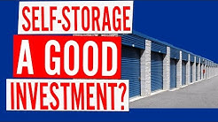 Is Self-Storage a Good Business? Good, Bad, and Ugly