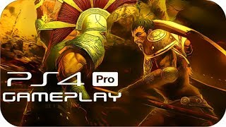 Rise of the Argonauts PS4 PRO Gameplay [PS NOW Gameplay]
