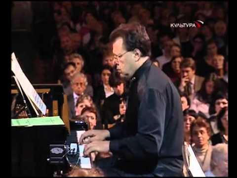 Gavrilov plays Bach Concerti 1052�