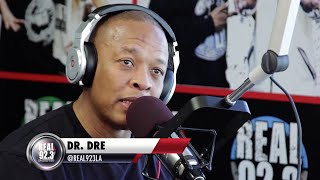 Dr. Dre Talks About To Pimp a Butterfly | BigBoyTV