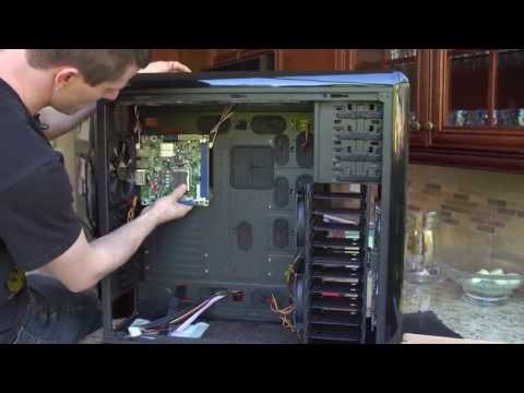 Rosewill Blackhawk Ultra Case Unboxing & Overview