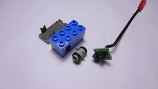 Replace LEGO Mindstorms RCX Rotation Sensor Wire