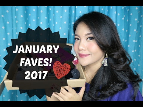 BARANG FAVORITE DI BULAN JANUARI 2017 / INDONESIA