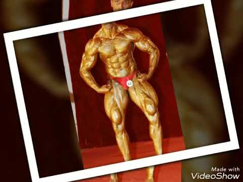 Arun Posing Photoshoot Behind The Scenes Muscle