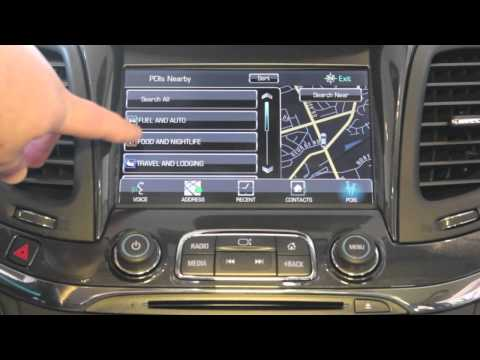 2015 chevrolet silverado how to video mylink infotainm for Johnsons motors dubois pa