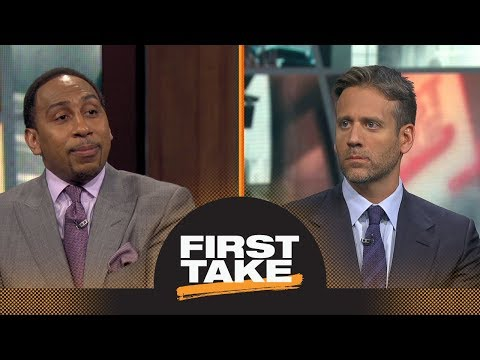 Stephen A. Smith: Kevin Durant wasn't a phony with the Thunder  First Take  ESPN