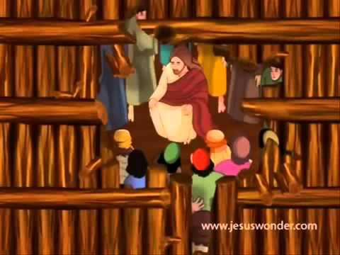 Jesus Christs Life Story, Bible Animation Stories for Kids & Students