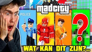 HET GEHEIME TEAM IN MAD CITY! (Roblox)
