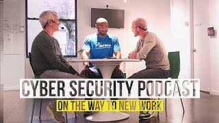 Cyber Security Podcast with  Ryan from Dashlane - On the Way to New Work Ep. 76