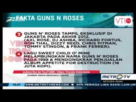 Fakta Ini adalah Tentang Guns N Roses Mp3