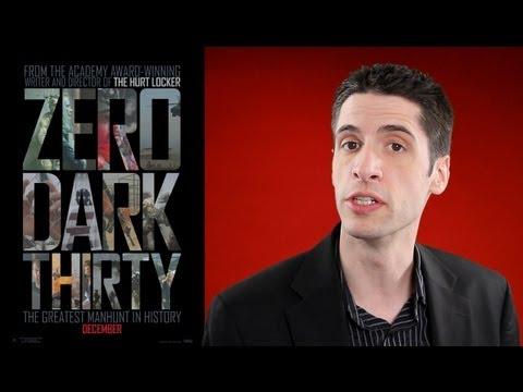 Zero Dark Thirty movie review