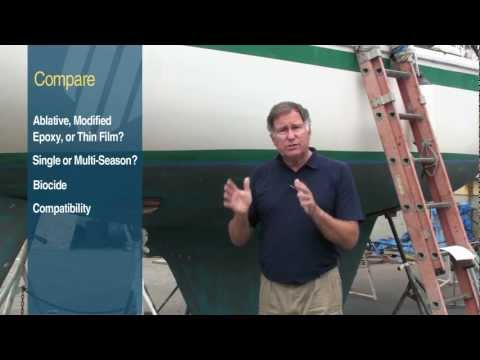 West Marine Buyer's Guide to Antifouling Paint