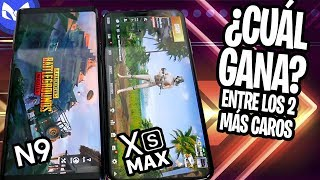 iPhone XS Max VS Galaxy Note 9 Speed Test Oficial