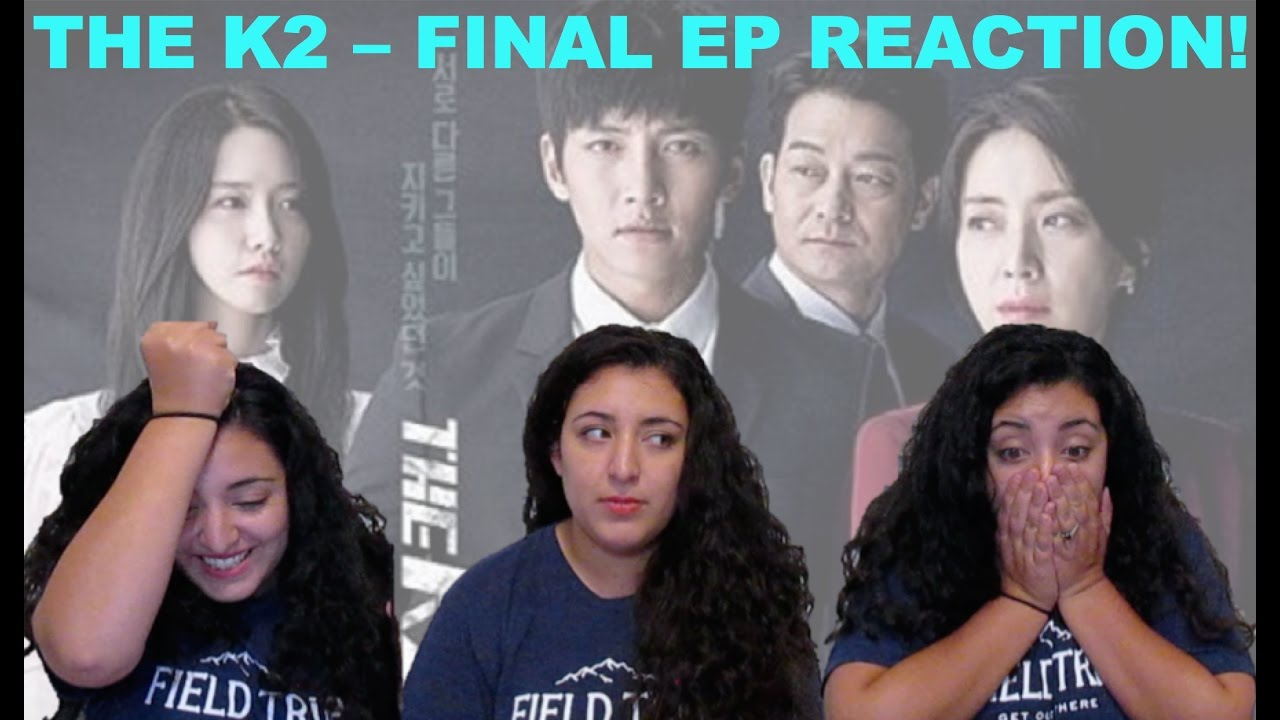 Download The K2 (더 케이투) Final Episode Reaction and Review Ep 16