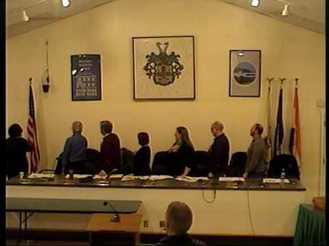 Hyde Park, NY Town Board Reorganization Meeting 1/9/2017