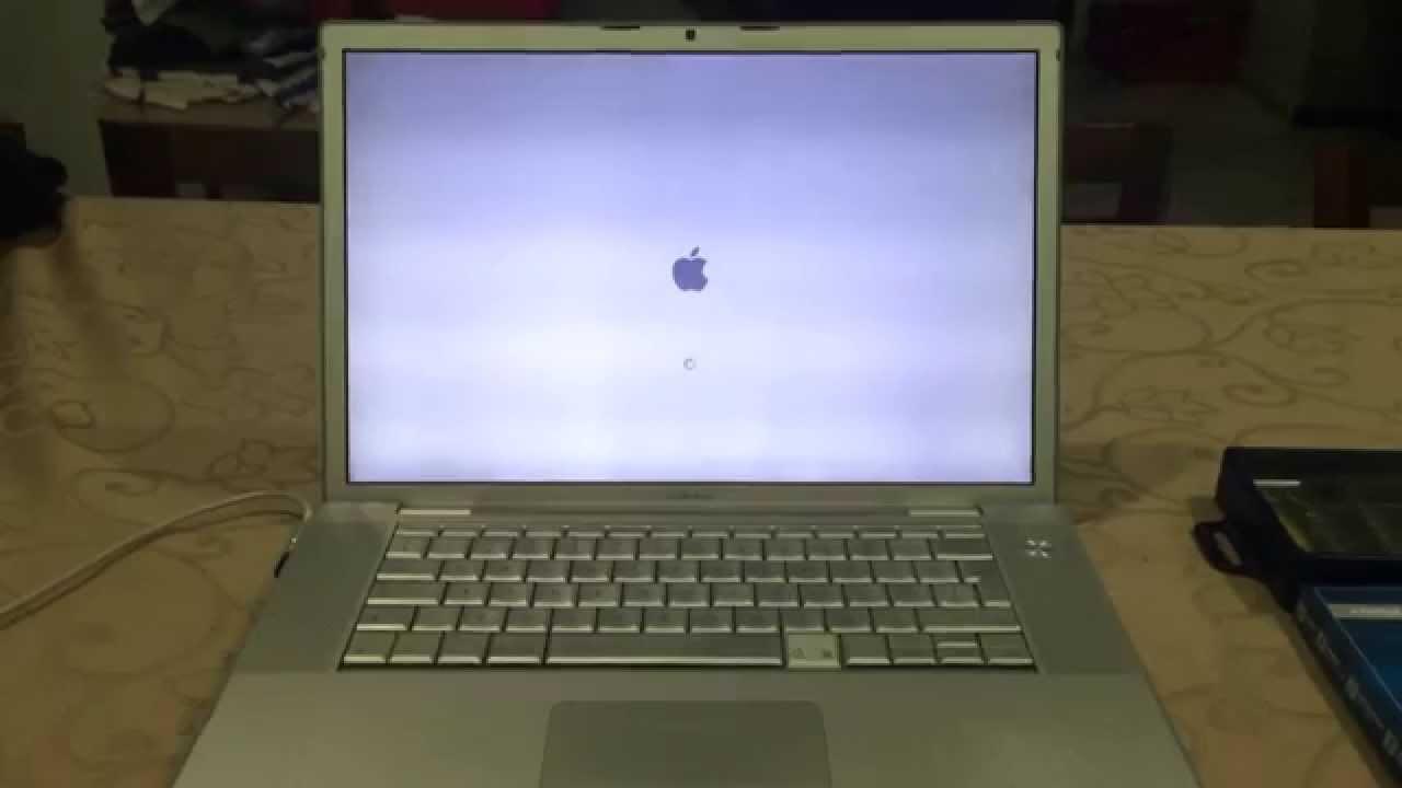 Crucial M500 SSD @ MacBook Pro 15