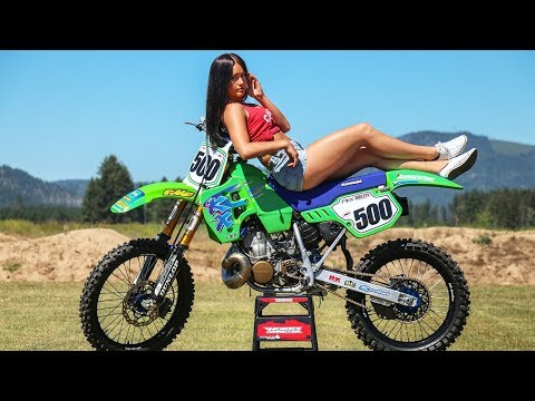 Incredible KX500 Build You Have To See!