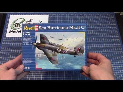 Revell 1/72 Sea Hurricane Mk.II # 03985 www.eModels.co.uk