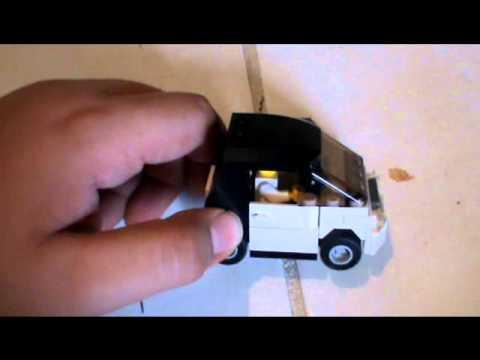 Lego City Smart Car Review Set 3177 2010 Version