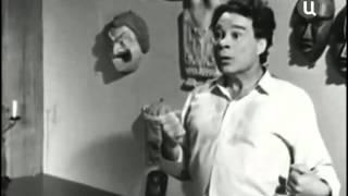 Танец Новосельцева в спектакле quot;Сослуживцыquot; (1973).