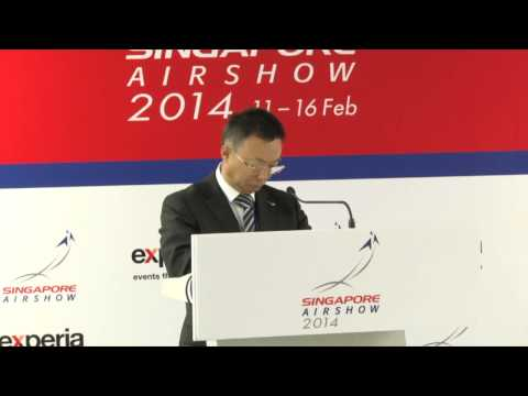 Singapore Airshow 2014 China Business Forum: Customer Oriented Win Win Cooperation