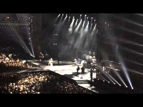 """Eric Church """"Springsteen"""" Indianapolis, IN Lucas Oil Stadium 5/9/15"""