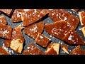 Sea Salt Caramel Brittle