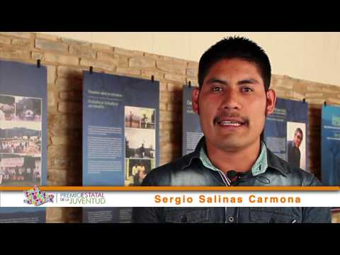 INJEO-Premio Estatal de la Juventud 2013-Sergio Salinas-Categoría