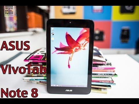 ASUS VivoTab Note 8: Обзор планшета на Windows 8.1