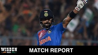 Virat Kohli does it again as India beat Pakistan with lots to spare | World T20 | Wisden India