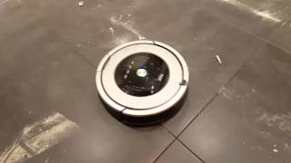 Roomba 886 test