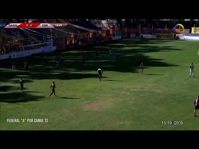 Federal A Fecha Nro 12 - Juventud 2 - Circulo Deportivo
