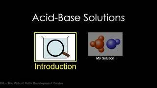 Acid-Base Solutions