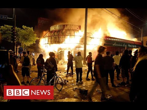 Violent clashes across