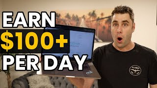 Earn $100 A DAY Online For FREE Typing & Listening! (Make Money Online)