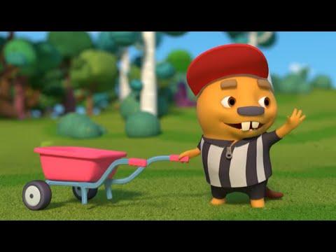 Бобр Добр -Сборник новых мультиков для детей | серии с 13 по 25 #домавместе
