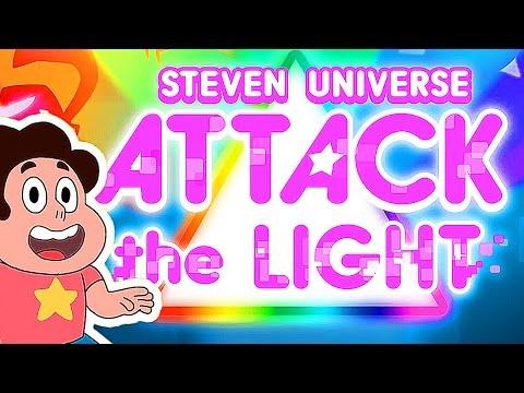 Атака света — ролевая игра : вселенная стивена - игра на Android - Обзор