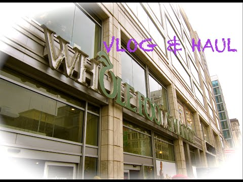 VLOG & HAUL WHOLE FOODS MARKET