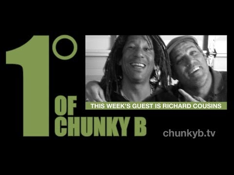 One Degree of Chunky B - Episode 13 - Richard Cousins