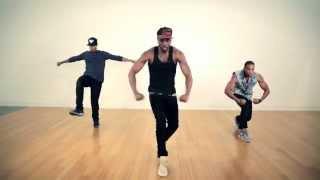 "Jason Derulo - ""The Other Side"" Dance Tutorial PART 3"