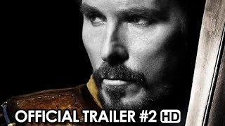 Exodus: Gods and Kings Official Trailer #2 (2014) - Christian Bale HD