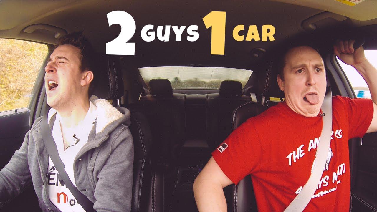 Car Guys VS Non-Car Guys: Extreme Mercedes 4x4 Off-Roading