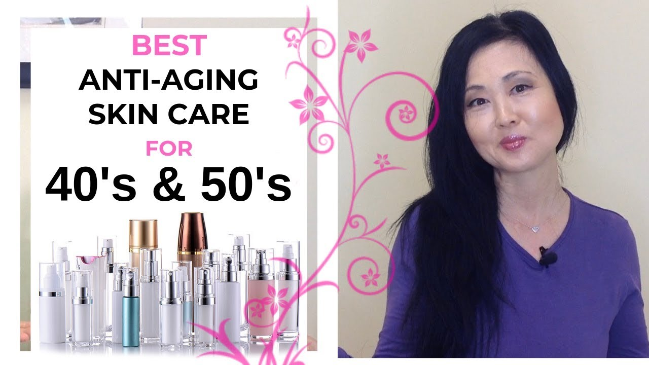 Best Anti Aging Skin Care Tips for 12s and 12s